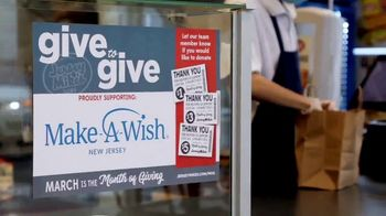 Jersey Mike's TV Spot, 'Month of Giving: Giving Our All' - Thumbnail 3