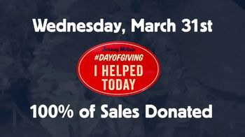 Jersey Mike's TV Spot, 'Month of Giving: Giving Our All' - Thumbnail 6
