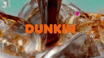 Dunkin' Cold Brew With Sweet Cold Foam TV Spot, 'El Cold Brew perfecto' [Spanish] - Thumbnail 1