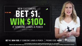 DraftKings TV Spot, 'Stacked: Bet $1'