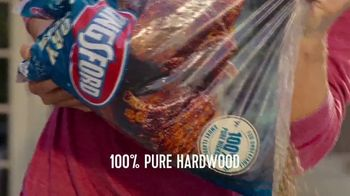 Kingsford Hickory Hardwood Pellets TV Spot, '100% Pure' - Thumbnail 3