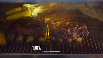 Kingsford Hickory Hardwood Pellets TV Spot, '100% Pure' - Thumbnail 4