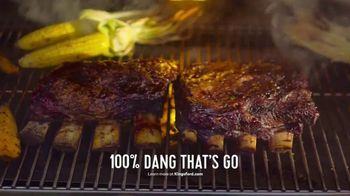Kingsford Hickory Hardwood Pellets TV Spot, '100% Pure' - Thumbnail 5