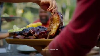 Kingsford Hickory Hardwood Pellets TV Spot, '100% Pure' - Thumbnail 6