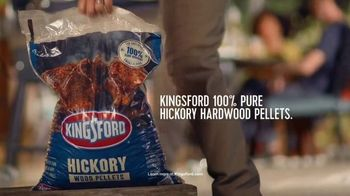 Kingsford Hickory Hardwood Pellets TV Spot, '100% Pure' - Thumbnail 7