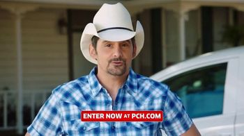Publishers Clearing House TV Spot, 'Helping Change Lives: $7,000 a Week' Featuring Brad Paisley - Thumbnail 5