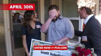 Publishers Clearing House TV Spot, 'Helping Change Lives: $7,000 a Week' Featuring Brad Paisley - Thumbnail 6
