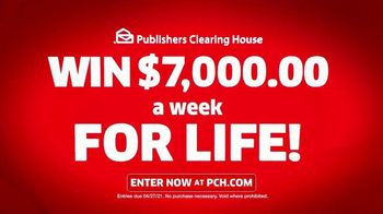 Publishers Clearing House TV Spot, 'Helping Change Lives: $7,000 a Week' Featuring Brad Paisley - Thumbnail 7