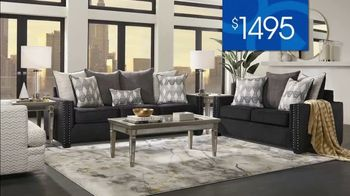 Rooms to Go 30th Anniversary Sale TV Spot, 'You're Invited: Natalia Living Room Set' Song by Junior Senior - Thumbnail 6