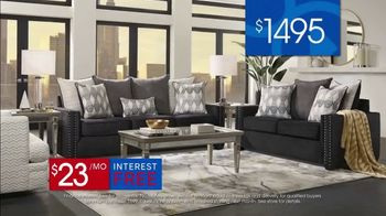 Rooms to Go 30th Anniversary Sale TV Spot, 'You're Invited: Natalia Living Room Set' Song by Junior Senior - Thumbnail 7