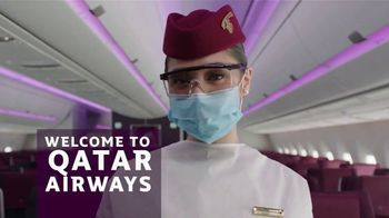 Qatar Airways TV Spot, \'There Is Only One Way To Travel\'