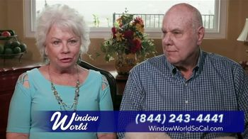 Window World TV Spot, 'Anxious: 0% Financing'