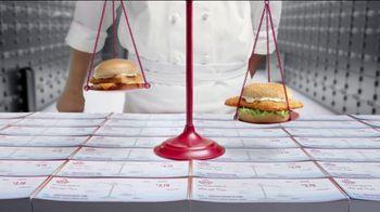 Arby's Crispy Fish Sandwich TV Spot, 'Fish Check: Apply Now' - Thumbnail 5