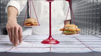 Arby's Crispy Fish Sandwich TV Spot, 'Fish Check: Apply Now' - 3 commercial airings