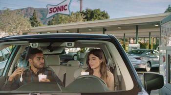 Sonic Drive-In Oreo Big Scoop Cookie Dough Blast TV Spot, 'Eat Me' - Thumbnail 3