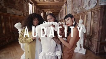 L'Oreal Paris Cosmetics Les Nus by Colour Riche TV Spot, 'Audacity'