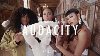 L'Oreal Paris Cosmetics Les Nus TV Spot, 'Audacity'