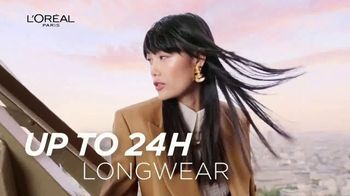 L'Oreal Paris Cosmetics Infallible Fresh Wear TV Spot, 'Lightweight' - Thumbnail 7