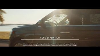 Ford TV Spot, 'Because of This: SUVs: Crew and Cargo' [T2] - Thumbnail 2