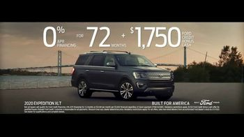 Ford TV Spot, 'Because of This: SUVs: Crew and Cargo' [T2] - Thumbnail 8