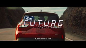 Ford TV Spot, 'The Future Comes Standard: Presidents Day: Escape and Explorer' [T2] - Thumbnail 7