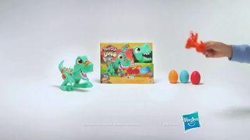 Play-Doh Dino Crew Crunchin' T-Rex TV Spot, 'Chomp' - Thumbnail 9