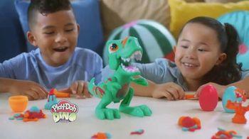 Play-Doh Dino Crew Crunchin' T-Rex TV Spot, 'Chomp' - Thumbnail 2