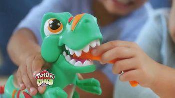 Play-Doh Dino Crew Crunchin' T-Rex TV Spot, 'Chomp' - Thumbnail 3