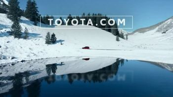 Toyota TV Spot, 'Dear Winter: Bundle Up' [T2] - Thumbnail 9