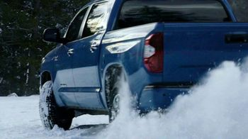 Toyota TV Spot, 'Dear Winter: Bundle Up' [T2] - Thumbnail 5