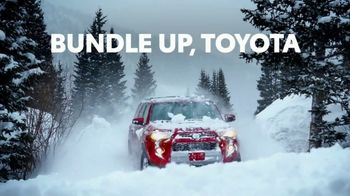 Toyota TV Spot, 'Dear Winter: Bundle Up' [T2] - Thumbnail 6