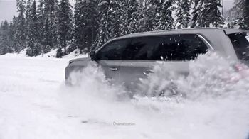 Lexus TV Spot, 'Snow Play' Song by Denny Wright [T2] - Thumbnail 3