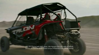 Honda Zero Percent Event TV Spot, 'Rise to the Challenge' Song by Vampire Weekend [T2] - Thumbnail 2