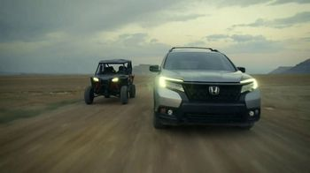 Honda Zero Percent Event TV Spot, 'Rise to the Challenge' Song by Vampire Weekend [T2] - Thumbnail 5