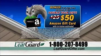 LeafGuard Winter Blowout Sale TV Spot, 'Mother Nature Never Takes a Day Off' - Thumbnail 9