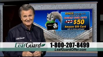 LeafGuard Winter Blowout Sale TV Spot, 'Mother Nature Never Takes a Day Off' - Thumbnail 5