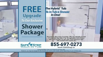 Safe Step TV Spot, 'Free Shower Package Upgrade: Bee' - Thumbnail 10