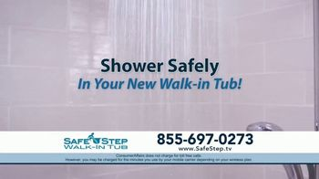 Safe Step TV Spot, 'Free Shower Package Upgrade: Bee' - Thumbnail 6
