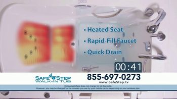 Safe Step TV Spot, 'Free Shower Package Upgrade: Bee' - Thumbnail 8