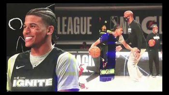 NBA G League TV Spot, 'Jalen Green: Letter To My Older Self' - Thumbnail 1