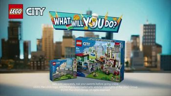 LEGO City TV Spot, 'What Will You Do?: Car Wash'
