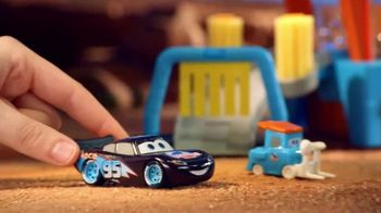 Disney Pixar Cars Dinoco Color Change Car Wash TV Spot, 'Clean Up'