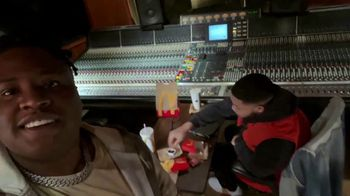 McDonald's Crispy Chicken Sandwich TV Spot, 'From the Makers' Featuring Tay Keith - Thumbnail 5