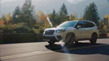 Subaru A Lot to Love Event TV Spot, 'Call of the Road' [T2] - Thumbnail 4