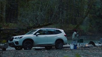 Subaru A Lot to Love Event TV Spot, 'Call of the Road' [T2] - Thumbnail 6