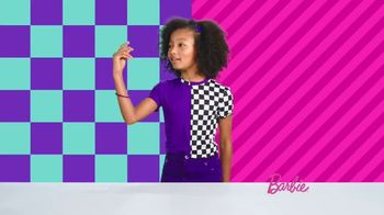Barbie Color Reveal Color Block Series TV Spot, 'Fun Patterns' - Thumbnail 1