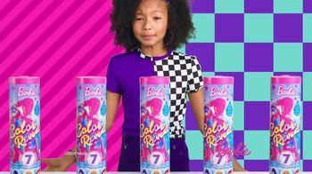 Barbie Color Reveal Color Block Series TV Spot, 'Fun Patterns' - Thumbnail 2