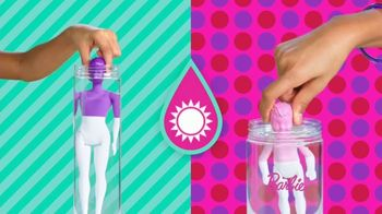 Barbie Color Reveal Color Block Series TV Spot, 'Fun Patterns' - Thumbnail 3