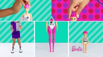 Barbie Color Reveal Color Block Series TV Spot, 'Fun Patterns' - Thumbnail 4