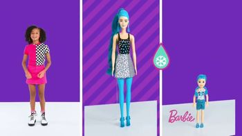 Barbie Color Reveal Color Block Series TV Spot, 'Fun Patterns' - Thumbnail 5